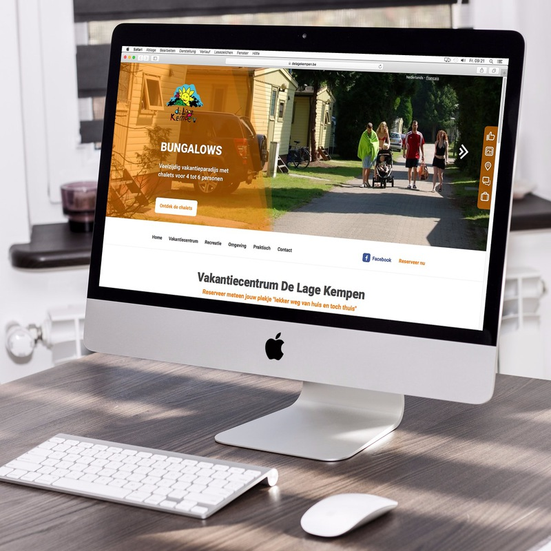 Website De Lage Kempen